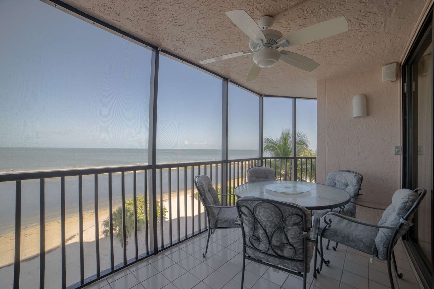 This priceless view of the Gulf is yours - morning, noon, and night from your private 5th floor balcony!