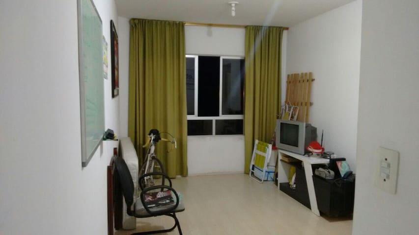 Vaga de Quarto, Abraão - Florianópolis - Apartament