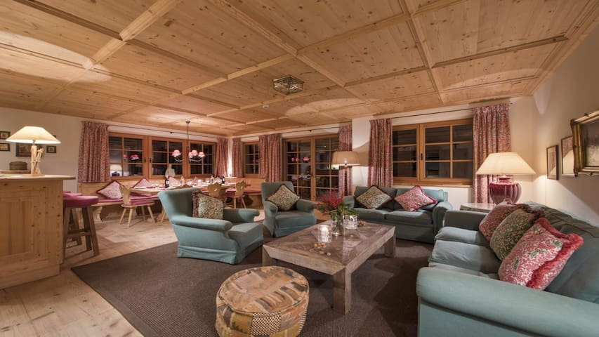 Great apartment only 3 minutes from the lifts - Sankt Anton am Arlberg - Отпускное жилье