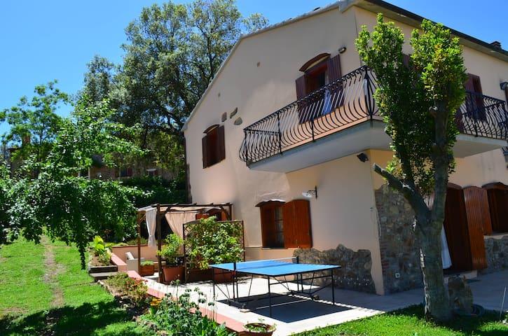 Casa Vacanza Maremma collina Scarlino vicino mare - Scarlino Scalo