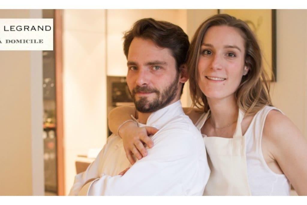 Anne & Antoine Legrand