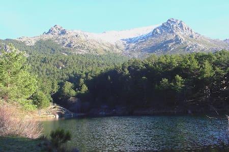CHALET ADOSADO NAVACERRADA MADRID - Navacerrada