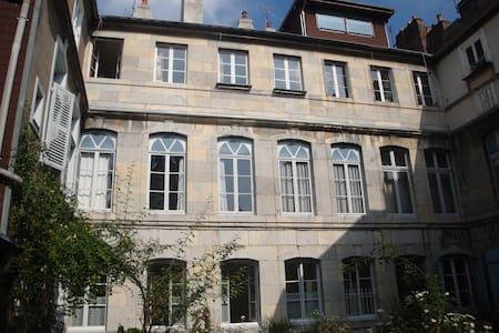 Fenêtre sur jardin - 贝桑松 (Besançon) - 公寓