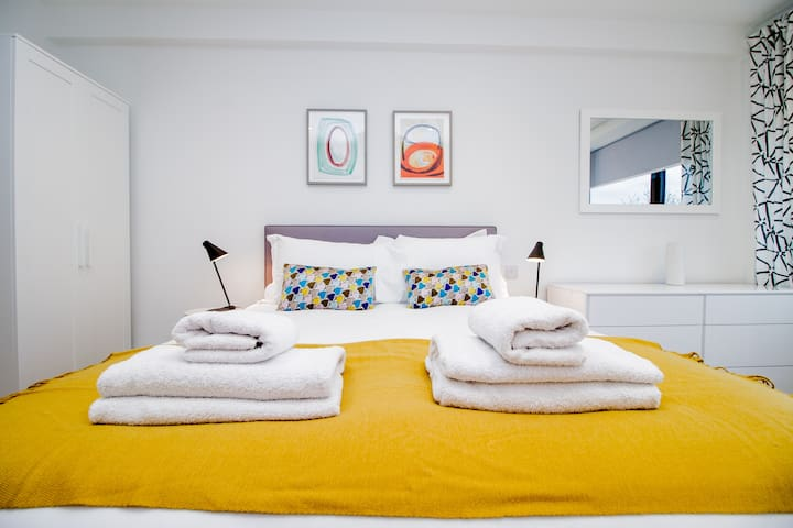 Contemporary City Pad - Oxford - Appartement