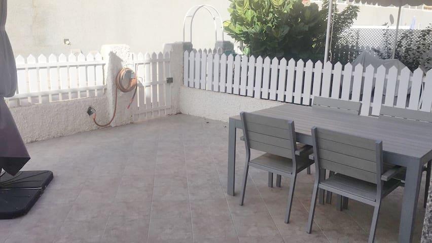 Таунхаус с террасой