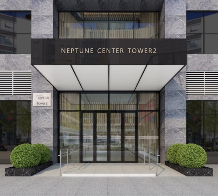 莱普顿公寓Tower2.紧邻地体一号线天府三街站