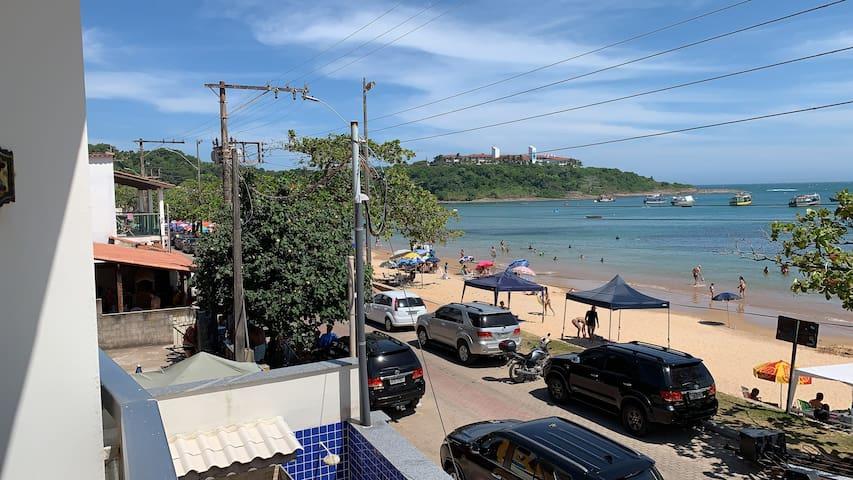 Apartamento 3Q - Vista Mar - Praia de Ubu