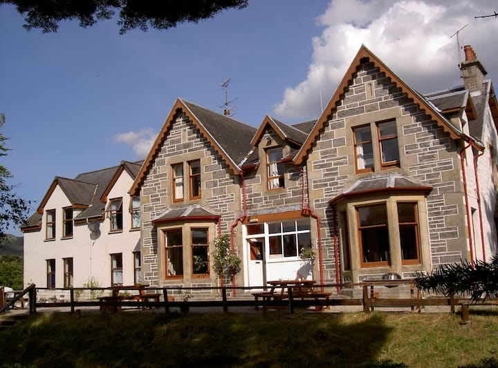 Cairngorms Adventure Centre, Craigower Lodge