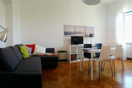 Rugiada apartment sea view - Trieste - Apartamento
