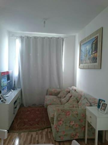 Apartamento Vargem Pequena Est dos Bandeirantes - Río de Janeiro - Departamento