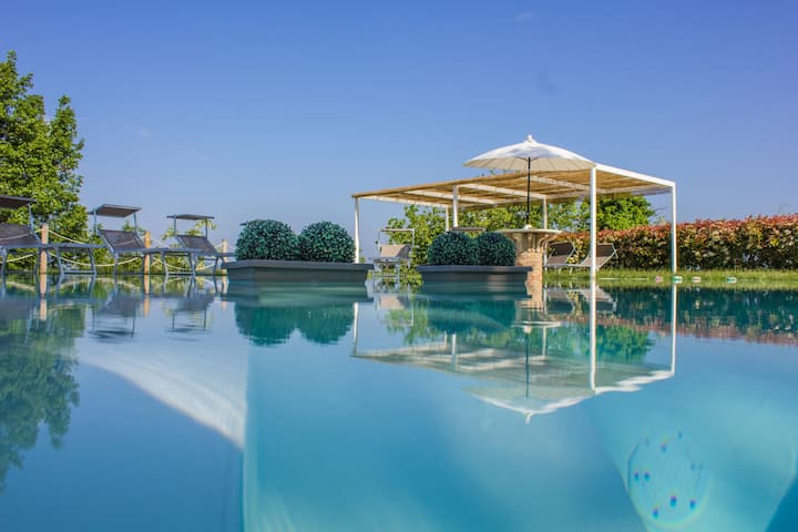 Villa Selene, relax surrounded by nature