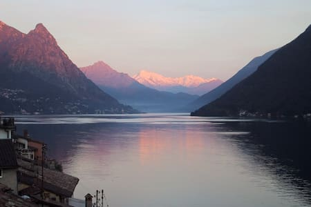 Jucundus Loft directly on the lake - Lugano