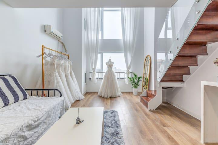 【伊豆】复式loft公寓ins北欧民宿