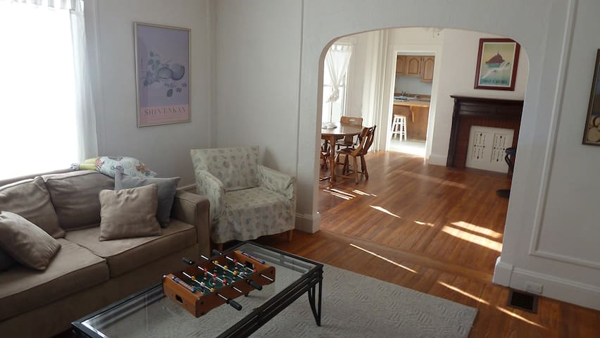 Cozy 2 Bedroom Apt in Newport/Middletown