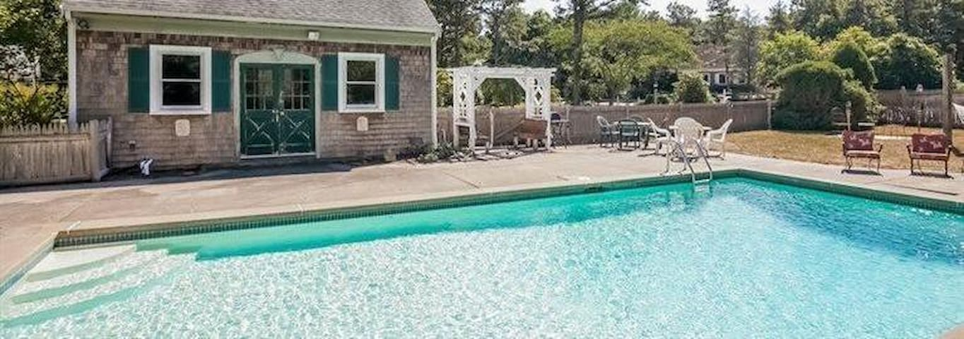 Fantastic home with private pool! E107