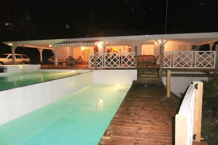 villa ALIZEA Capesterre marie galan - Capesterre-de-Marie-Galante - Casa
