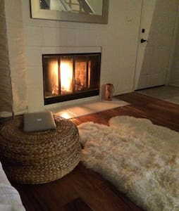 Cozy loft home - Stockton