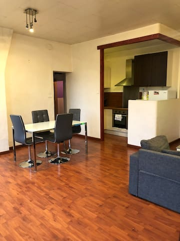 Appartement 70 m²