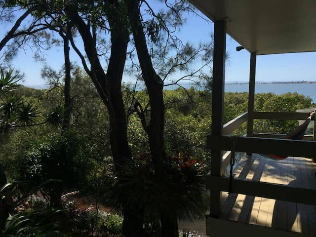 Nature Paradise near Brisbane on the Bay - Ormiston - Nature lodge