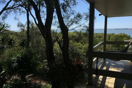 Nature Paradise near Brisbane on the Bay - Ormiston - Hotel ekologiczny