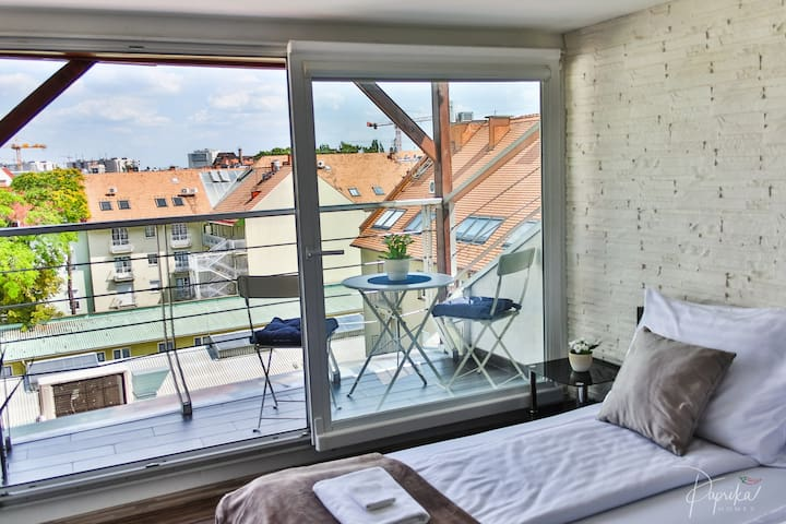 Terrace view from Second Room
