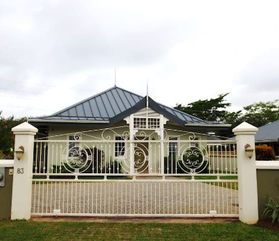 Welcome to Villa 83 - located in the gated Samaan Grove Development