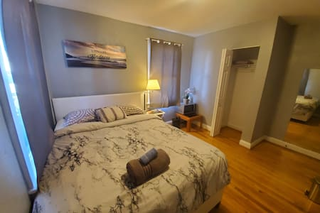 Tranquil /QueenBed/ PrivateRoom/NoCleaning-Fee!