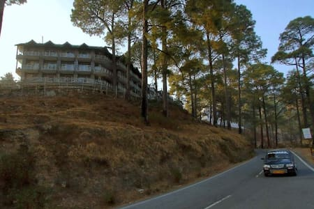 2 bedroom home stay nr Nainital Bhowali Sattal FF4