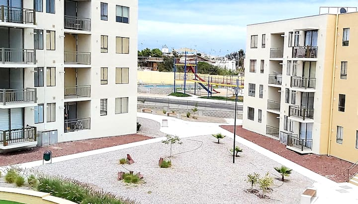 Departamento  nuevo en Caldera - Bahía Inglesa