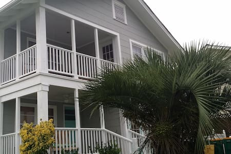Imagine That by the Sea... - Kure Beach - Casa