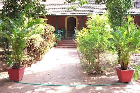 Typical Goan House - Verna