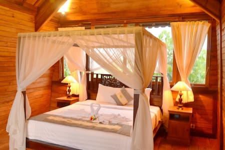 4 Bedroom with Private Pool Villa @ Sayan Terrace - Ubud