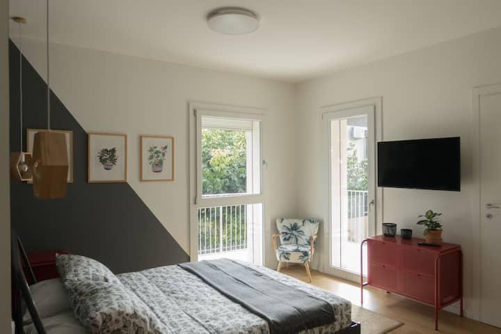 Da Coco Room 3 - Camera con bagno e terrazza