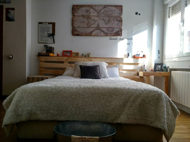 Suite fantástica - Madrid - Bed & Breakfast