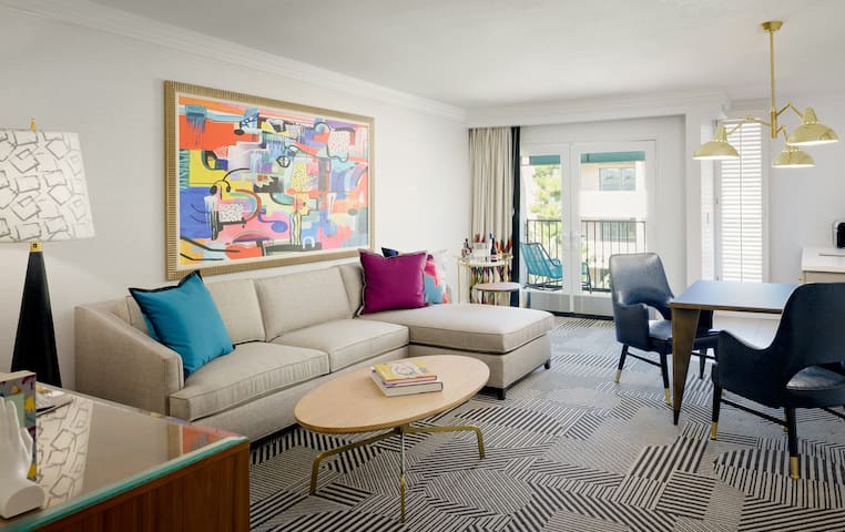 Residential King Suite
