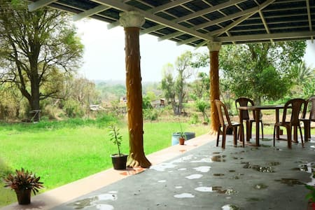 Farmagram Resort - Farm based stay in Masinagudi - Masinagudi - Casa adossada