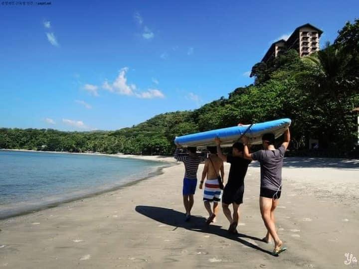 Private Beach & Resort