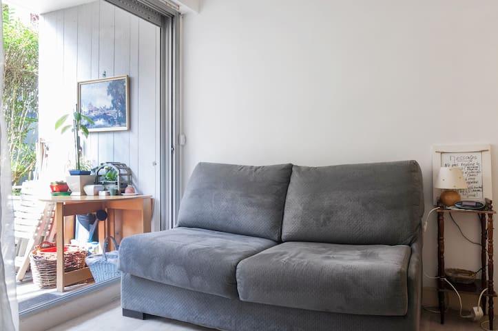 STUDIO 15M2 AVEC JARDIN SEVRES - Sèvres - อพาร์ทเมนท์