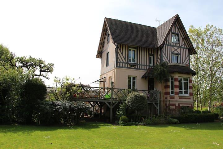 Maison de charme - Pont-l'Évêque