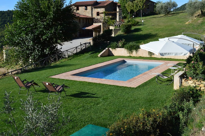 Chianti Comfortable Apartment 2 to 4 guests.