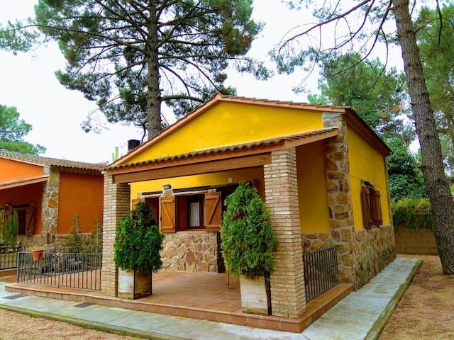 Tu cabaña a 5 minutos de Cuenca
