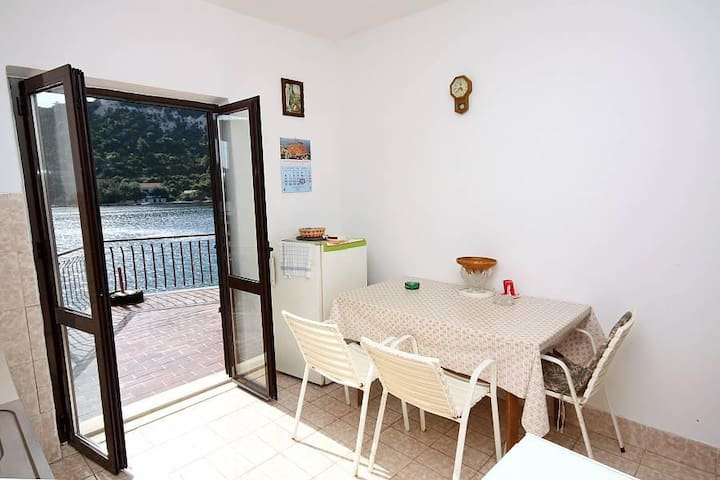 Three bedroom apartment near beach Prožurska Luka, Mljet (A-618-a) - Prožura - Apartamento