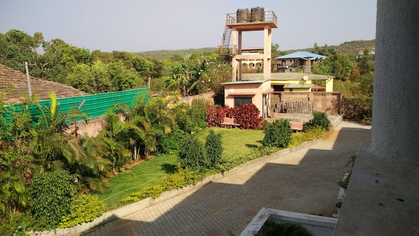 Reasonable 2 bhk with valley view