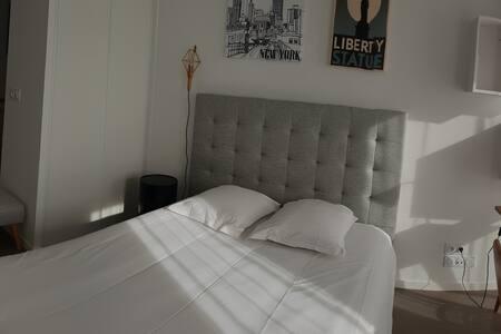 Petit bijou d'appartement meublé à Rennes