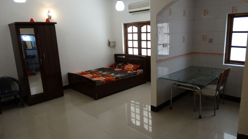 Studio Apartment @ Calangute for 4 guest - Goa - Apartamento