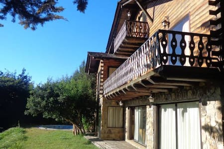 Casa en Lago Vichuquén (Santa Rosa-Lechuza Blanca)