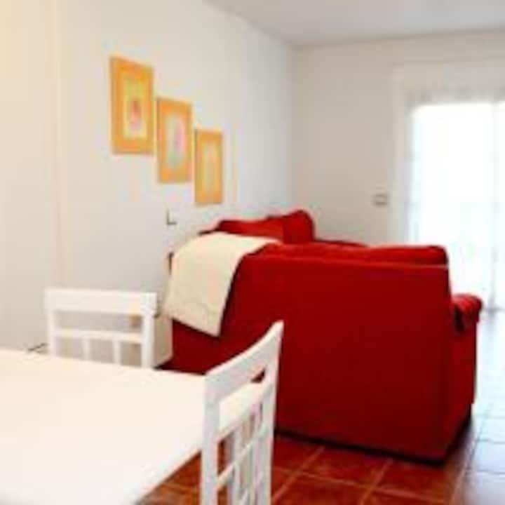 Nice apartment. 2 floors sea views. La Jaquita