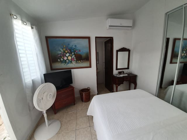 Los Angeles Guest Room (AC Disponible)