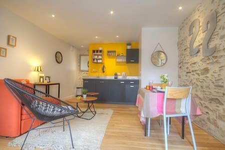 Duplex 35 m² à Trentemoult - Leilighet