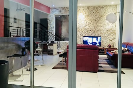 Appartements Dakar Mermoz tout confort  G.Terrasse